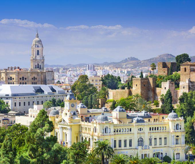 - Málaga
